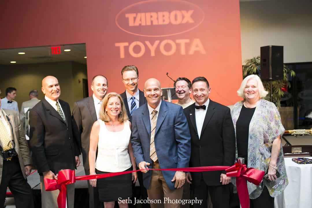 Tarbox Toyota Grand Opening Event