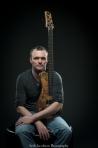 Janek Gwizdala portrait by Seth Jacobson