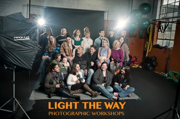 """Light The Way"" Photographic Workshops"