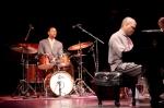 Marcus Roberts, Béla Fleck, Jason Marsalis, and Rodney Jordan perform at the historic Garde Arts Center in New London CT