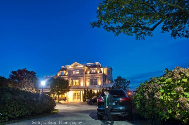 The Chanler Newport RI by Seth Jacobson Photography