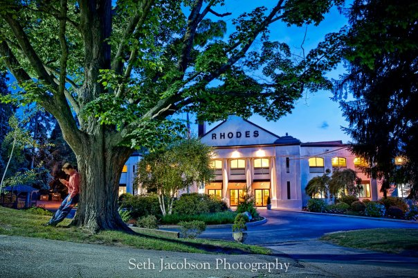 Rhodes on the Pawtuxet by Seth Jacobson Photography