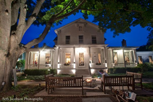 The Old Lyme Inn by Seth Jacobson Photography