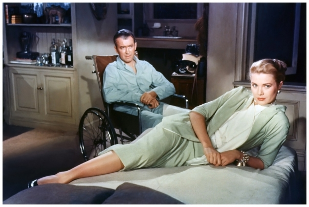 "Our inspiration from ""Rear Window"""